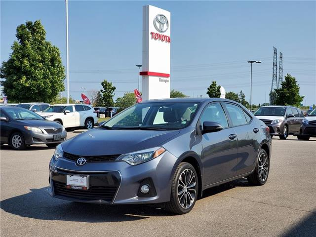2016 Toyota Corolla  (Stk: P2515) in Bowmanville - Image 1 of 24