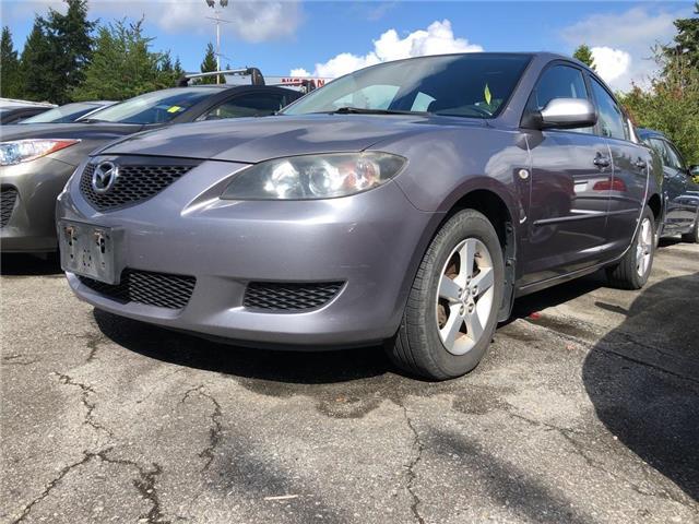 2005 Mazda Mazda3 GX (Stk: P4301J) in Surrey - Image 1 of 2