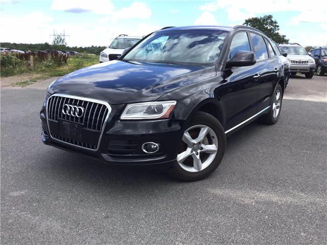 2015 Audi Q5 2.0T Komfort (Stk: S4364A) in Peterborough - Image 1 of 18