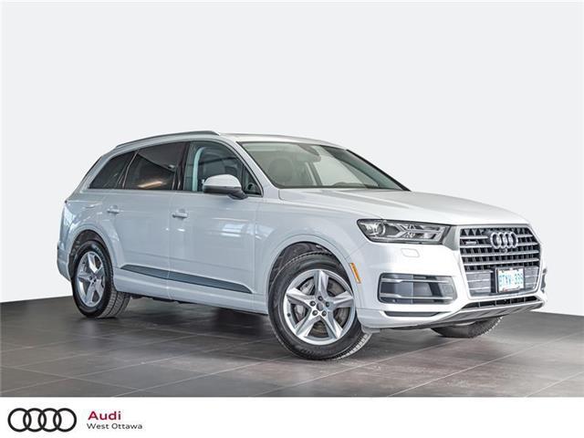 2019 Audi Q7 45 Progressiv (Stk: 92430) in Nepean - Image 1 of 20