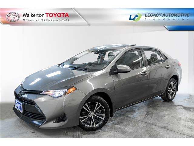 2017 Toyota Corolla LE (Stk: 20402A) in Kincardine - Image 1 of 19