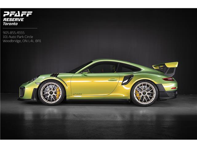 2018 Porsche 911 GT2 RS (Stk: PQ0002) in Woodbridge - Image 1 of 30