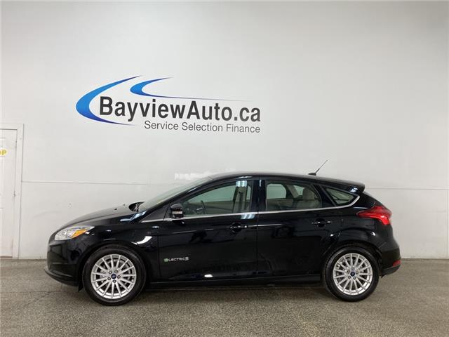 2018 Ford Focus Electric Base (Stk: 37051W) in Belleville - Image 1 of 24