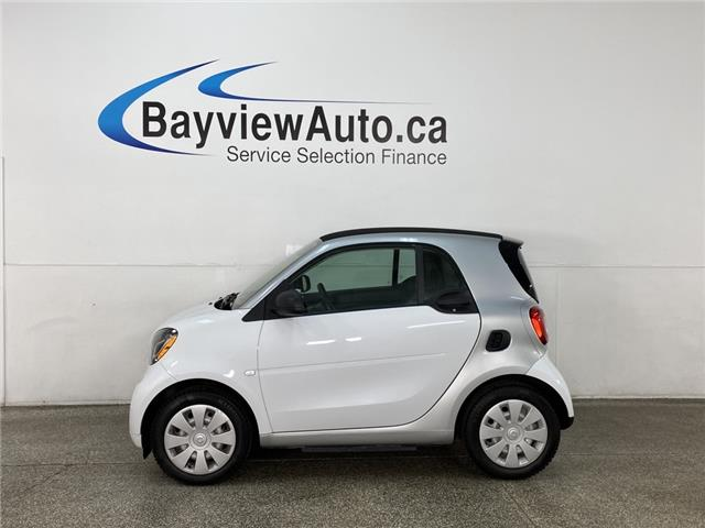 2018 Smart fortwo electric drive Passion (Stk: 37054W) in Belleville - Image 1 of 27