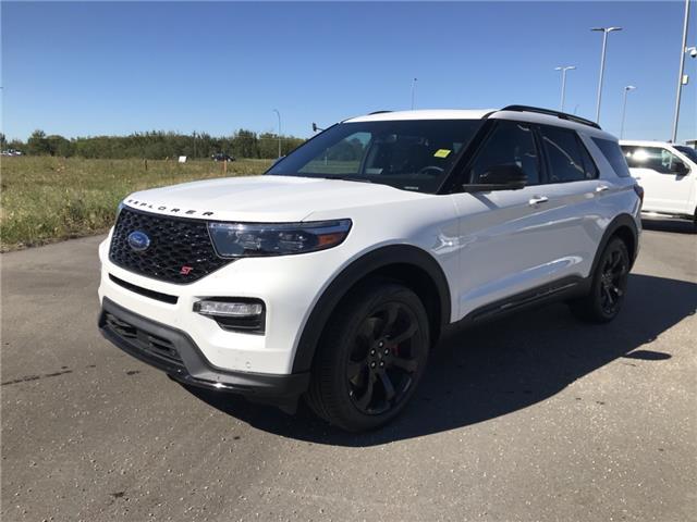2020 Ford Explorer ST (Stk: LEX074) in Ft. Saskatchewan - Image 1 of 23