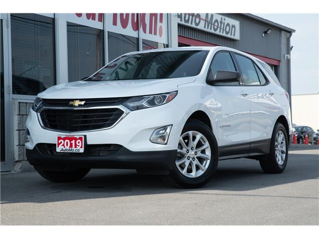 2019 Chevrolet Equinox LS (Stk: 20693) in Chatham - Image 1 of 22