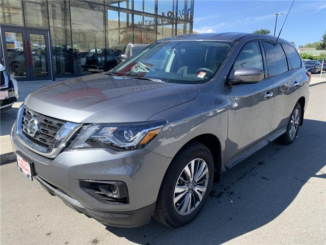 2020 Nissan Pathfinder S (Stk: T20018) in Kamloops - Image 1 of 25
