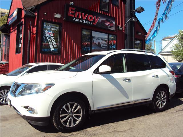 2014 Nissan Pathfinder SL (Stk: ) in Ottawa - Image 1 of 30