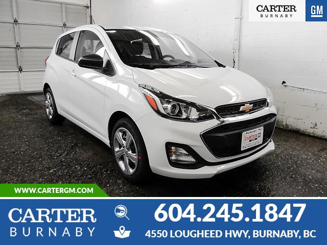 2021 Chevrolet Spark LS CVT (Stk: 41-09620) in Burnaby - Image 1 of 12