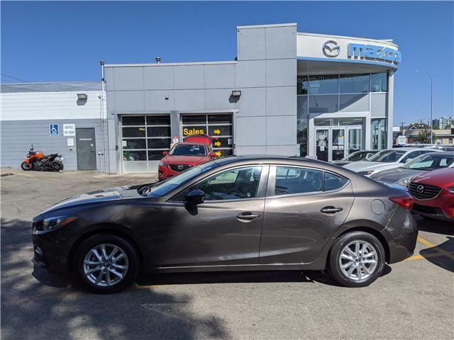 2015 Mazda Mazda3 GS (Stk: NT3182) in Calgary - Image 1 of 12