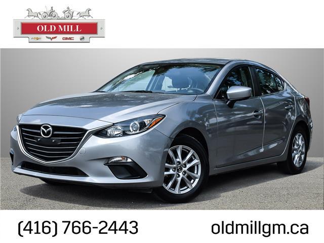 2016 Mazda Mazda3 GS (Stk: 286453U) in Toronto - Image 1 of 19