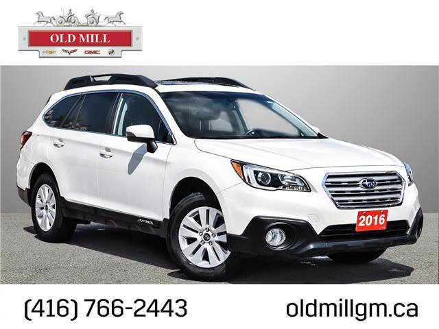 2016 Subaru Outback 2.5i Limited Package (Stk: 300173U) in Toronto - Image 1 of 20