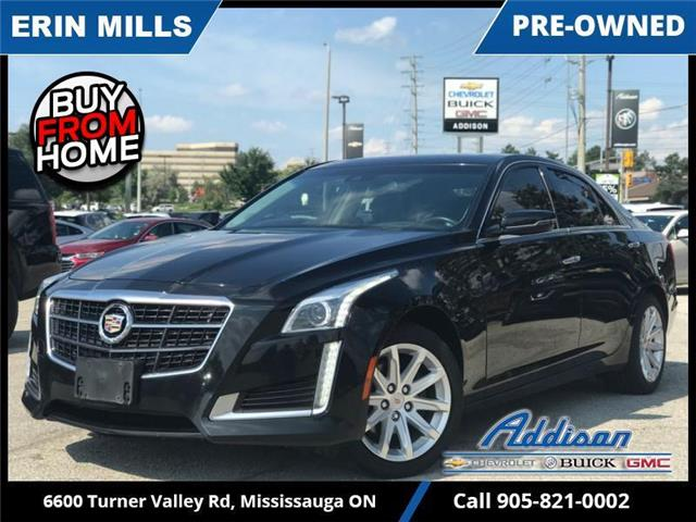 2014 Cadillac CTS 2.0L Turbo Luxury (Stk: UM30908) in Mississauga - Image 1 of 26