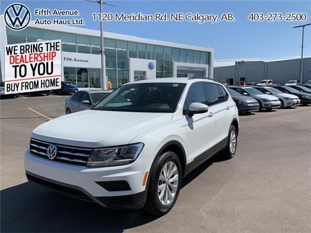 2019 Volkswagen Tiguan Trendline (Stk: 3591) in Calgary - Image 1 of 27