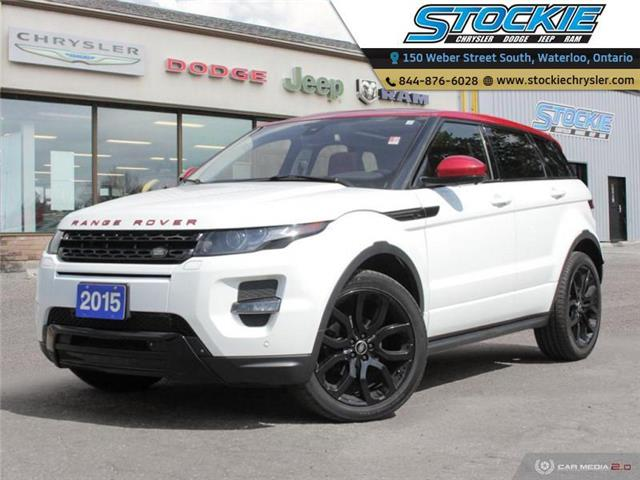 2015 Land Rover Range Rover Evoque Dynamic (Stk: 34703) in Waterloo - Image 1 of 27