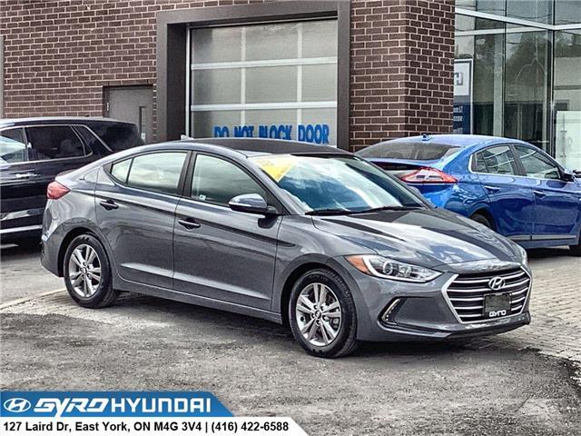 2018 Hyundai Elantra GL (Stk: H5963) in Toronto - Image 1 of 28