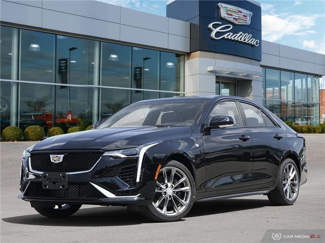 2020 Cadillac CT4 Sport (Stk: 151605) in London - Image 1 of 27
