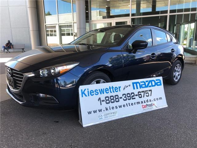 2018 Mazda Mazda3 Sport GX (Stk: 36566A) in Kitchener - Image 1 of 30