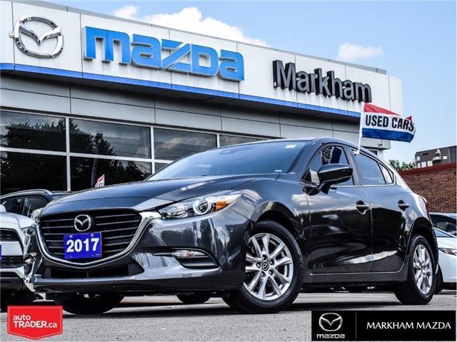 2017 Mazda Mazda3 Sport GS (Stk: D5200269A) in Markham - Image 1 of 28