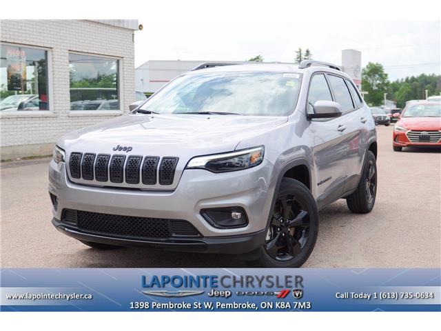 2020 Jeep Cherokee North (Stk: 20107) in Pembroke - Image 1 of 30