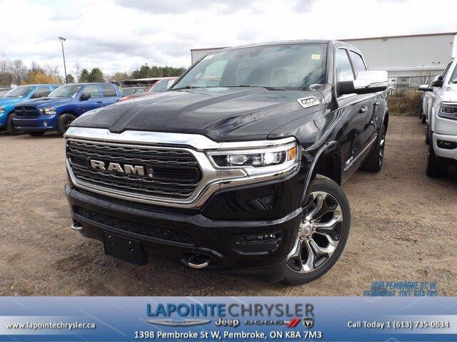 2020 RAM 1500 Limited (Stk: 20029) in Pembroke - Image 1 of 30