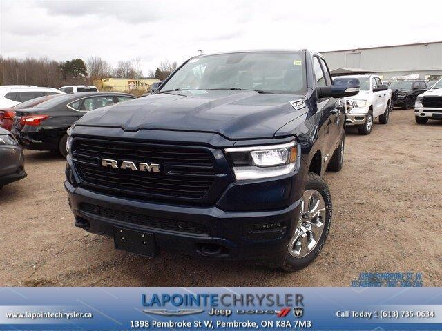 2020 RAM 1500 Big Horn (Stk: 20042) in Pembroke - Image 1 of 28