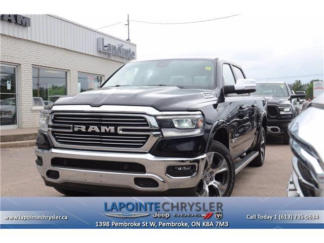 2019 RAM 1500 Laramie (Stk: 19708) in Pembroke - Image 1 of 27