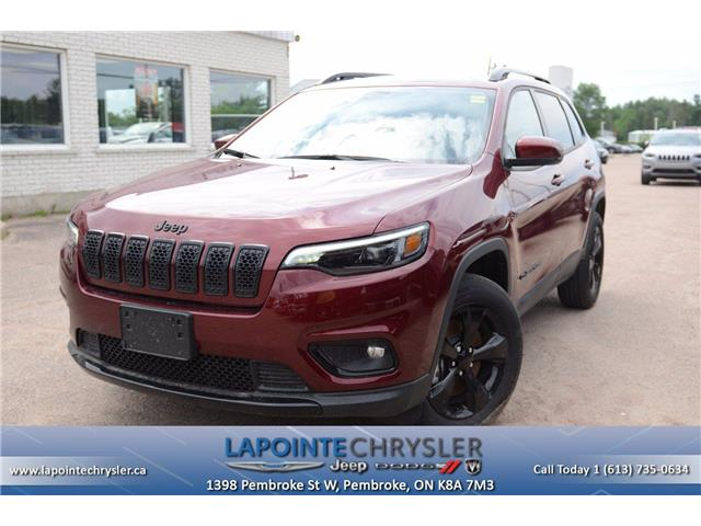 2020 Jeep Cherokee North (Stk: 20112) in Pembroke - Image 1 of 29