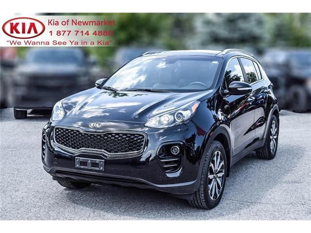 2017 Kia Sportage EX Tech (Stk: P1174) in Newmarket - Image 1 of 22