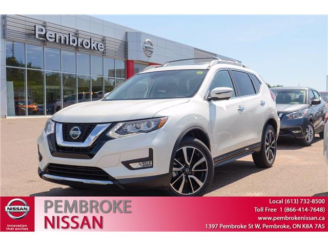 2020 Nissan Rogue SL (Stk: 20117) in Pembroke - Image 1 of 30