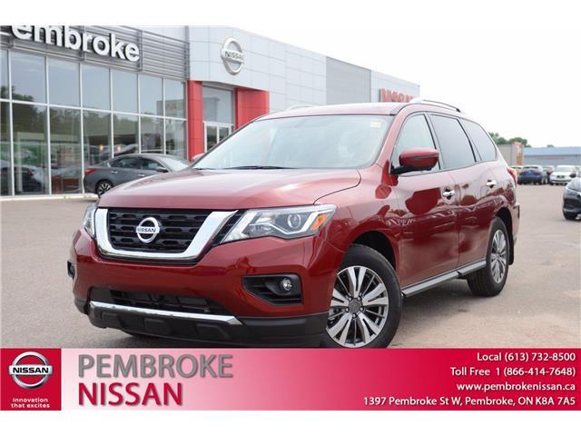 2020 Nissan Pathfinder SL Premium (Stk: 20055) in Pembroke - Image 1 of 30