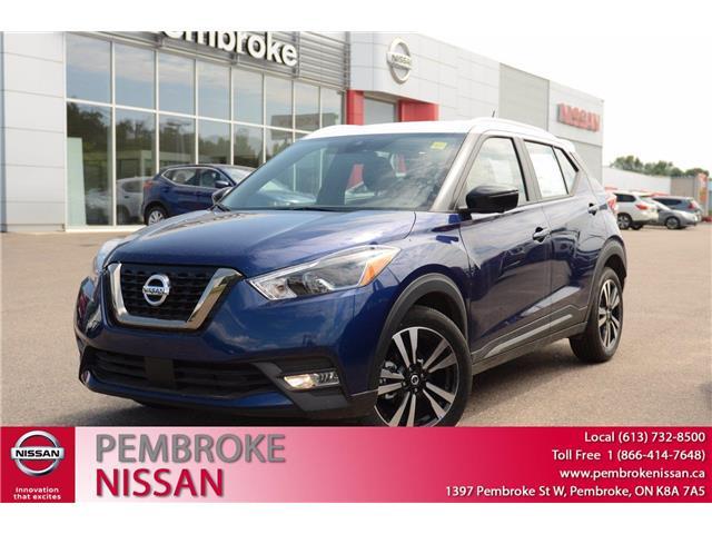 2020 Nissan Kicks SR (Stk: 20075) in Pembroke - Image 1 of 27