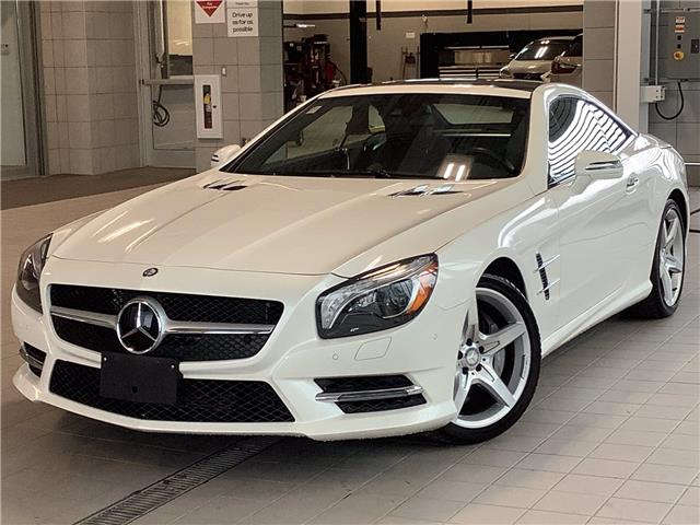 2016 Mercedes-Benz SL-Class Base (Stk: 22328A) in Kingston - Image 1 of 29