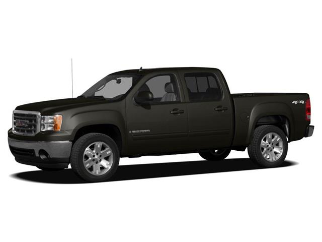 2012 GMC Sierra 1500 SLE (Stk: T202232A) in Dawson Creek - Image 1 of 1