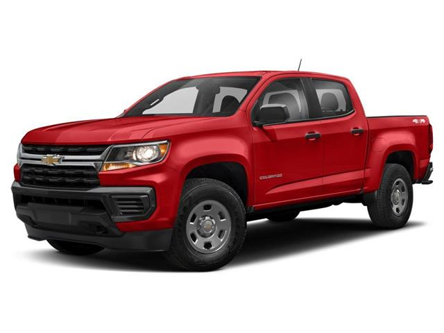 2021 Chevrolet Colorado Z71 (Stk: M1118168) in Calgary - Image 1 of 1