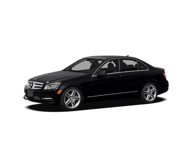 Used 2011 Mercedes-Benz C-Class Base  - Vancouver - Carter Honda