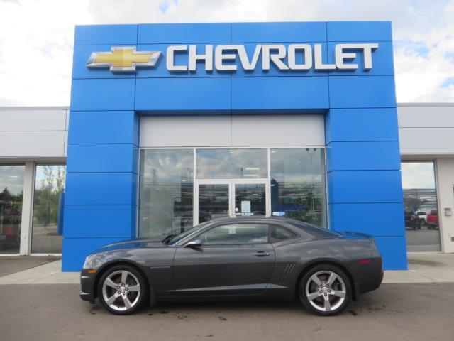 2011 Chevrolet Camaro SS (Stk: 46275) in STETTLER - Image 1 of 18