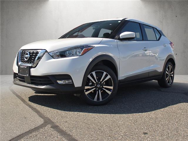 2020 Nissan Kicks SV (Stk: N02-3163) in Chilliwack - Image 1 of 10