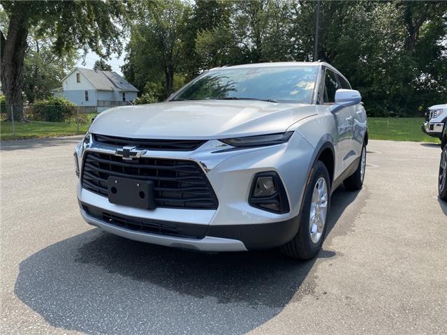 2020 Chevrolet Blazer LT (Stk: 20-0572) in LaSalle - Image 1 of 5