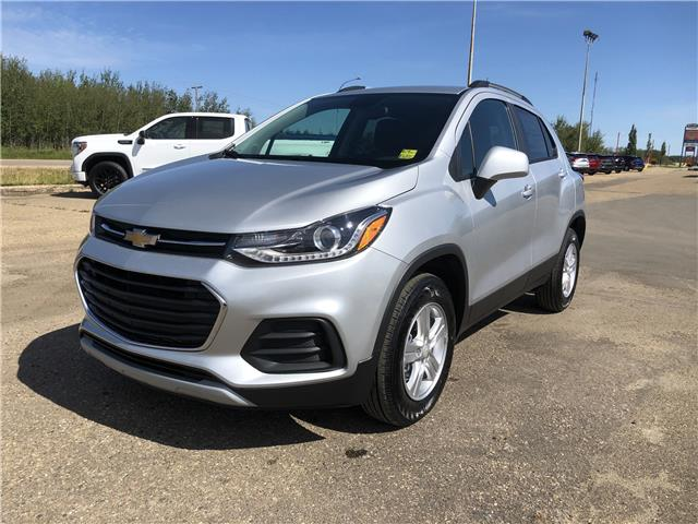 2021 Chevrolet Trax LT (Stk: T0180) in Athabasca - Image 1 of 22