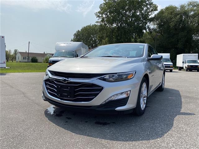 2020 Chevrolet Malibu LT (Stk: 20-0668) in LaSalle - Image 1 of 5