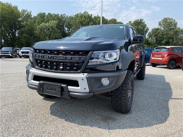 2021 Chevrolet Colorado ZR2 (Stk: 21-0015) in LaSalle - Image 1 of 8