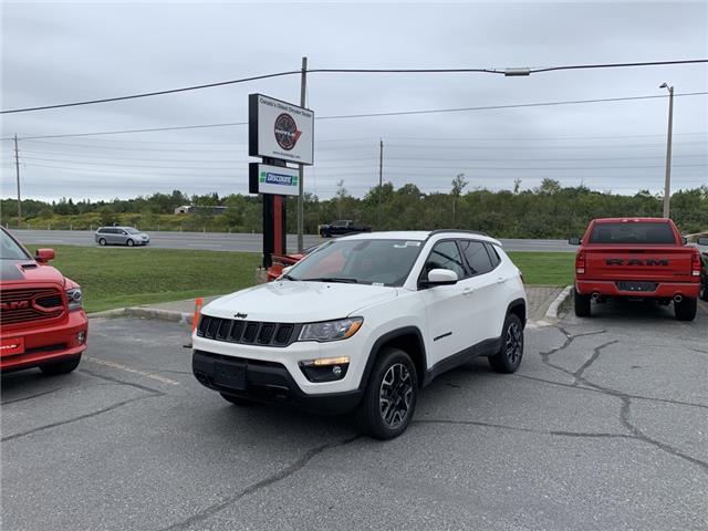2020 Jeep Compass Sport (Stk: 6025) in Sudbury - Image 1 of 19