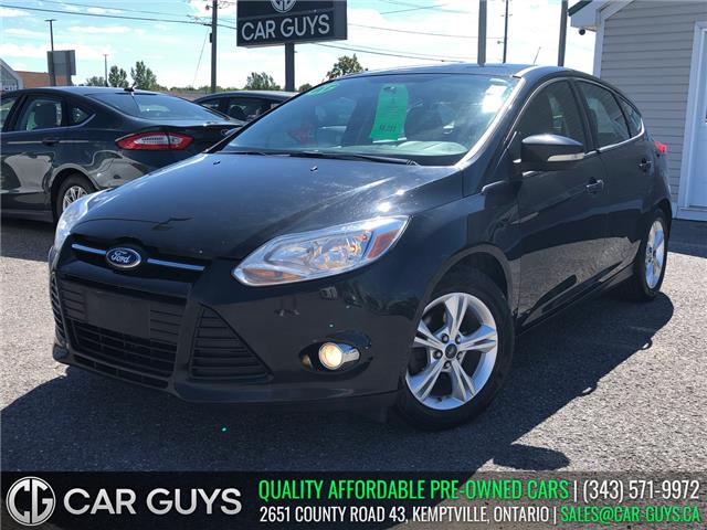 2013 Ford Focus SE (Stk: CG0069) in Kemptville - Image 1 of 21