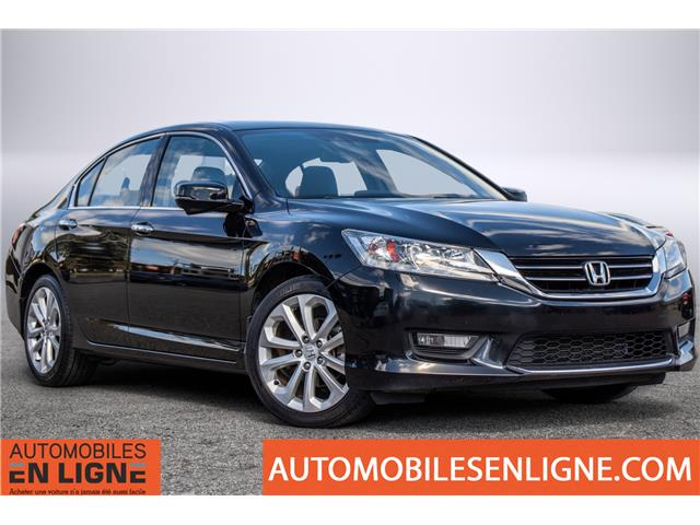 2015 Honda Accord Touring V6 (Stk: 801694) in Trois Rivieres - Image 1 of 45