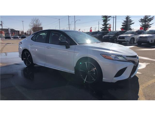 2020 Toyota Camry XSE (Stk: 200971) in Calgary - Image 1 of 26