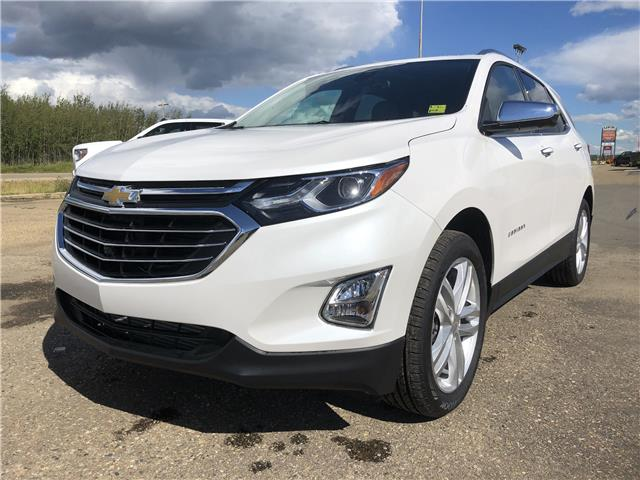 2020 Chevrolet Equinox Premier (Stk: T0160) in Athabasca - Image 1 of 24