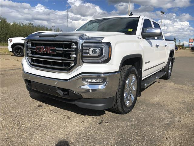 2017 GMC Sierra 1500 SLT (Stk: T0049A) in Athabasca - Image 1 of 26