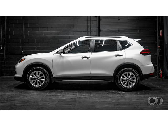 2020 Nissan Rogue SV 5N1AT2MV2LC718242 CT20-436 in Kingston