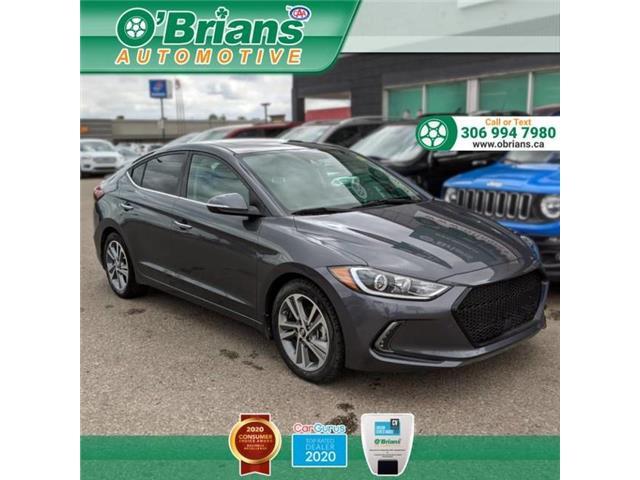 2017 Hyundai Elantra Limited Ultimate (Stk: 13713A) in Saskatoon - Image 1 of 26